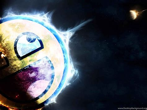 Wallpapers Epic Face Outer Space Planets Awesome X ...
