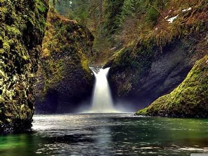 Waterfall Amazing Landscape Famous 10wallpaper