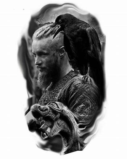 Ragnar Lothbrok Zedge Viking Vikings Tattoo King