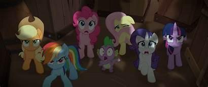 Derpibooru Pony Mane Angry Applejack Fluttershy Dragon