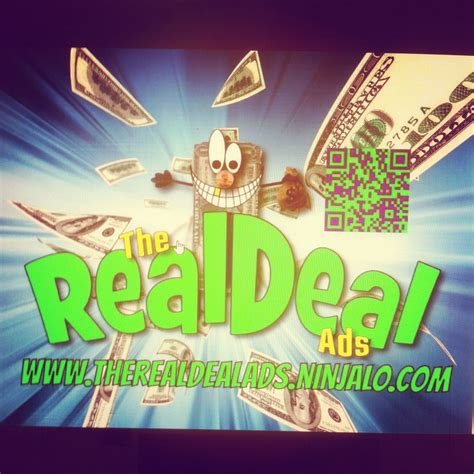 The Real Deal Ads | Topeka, Ads, Deal