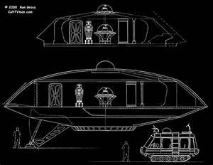 Ron Gross U2019s Jupiter 2 Profiles  U2013 Culttvman U0026 39 S Fantastic Modeling