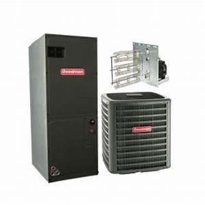 Goodman 1 5 Ton 14 Seer Heat Pump Split System