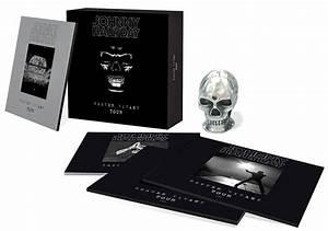 Coffret Verre Tete De Mort : rester vivant tour johnny hallyday collector coffret cd vinyle limite ~ Teatrodelosmanantiales.com Idées de Décoration