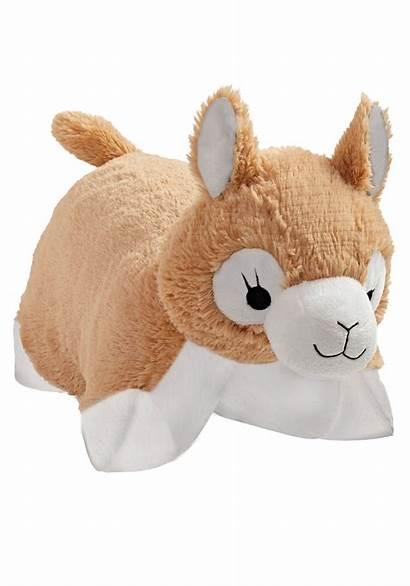 Pillow Pets Llama Plush Lovable Pet Fun