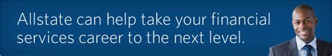 Financial Services Careers by Your Financial Services Career At Allstate Personal