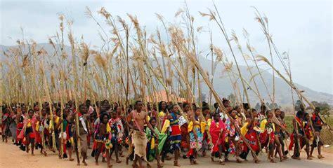 umhlanga reed dance swaziland office holidays
