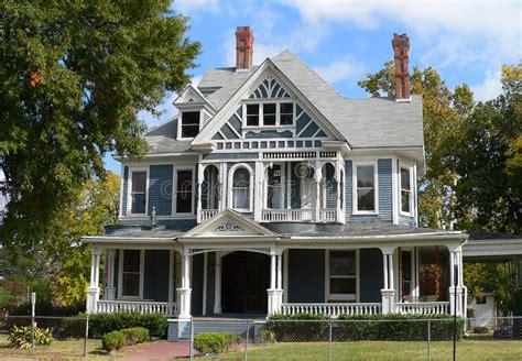 victoriaans huis stock afbeelding afbeelding bestaande