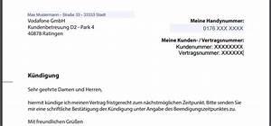 Mobilcom Debitel Kundenservice Rechnung : vodafone handyvertrag k ndigen k ndigungsvorlage ~ Themetempest.com Abrechnung