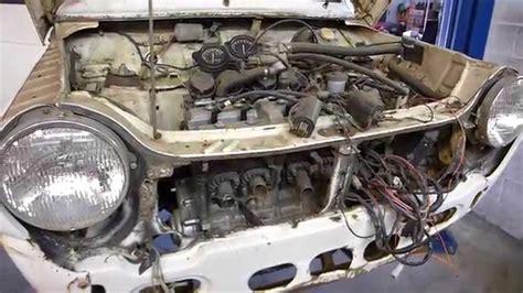Motorcycle Engine Honda N600 Project Restart