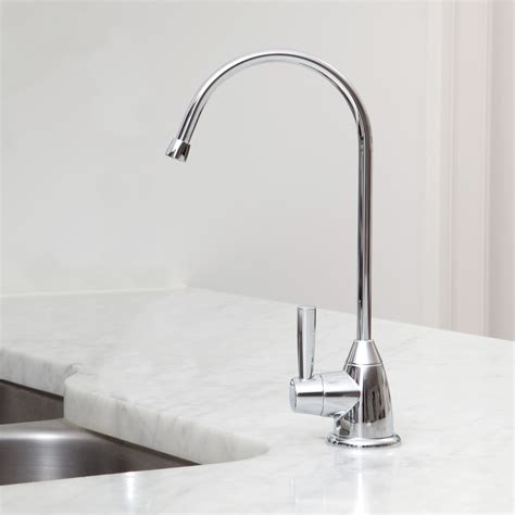 filtered water faucet counter water filter with chrome faucet springs