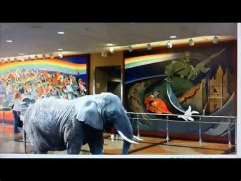 denver international airport murals illuminati freemason