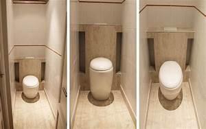 Toilettes Suspendus Avec Laves Mains Les Bains