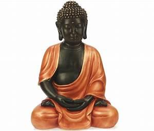 Statue Bouddha Interieur : statuette bouddha ~ Teatrodelosmanantiales.com Idées de Décoration