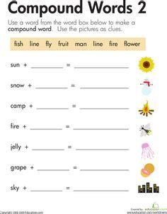 worksheets  english images worksheets kids
