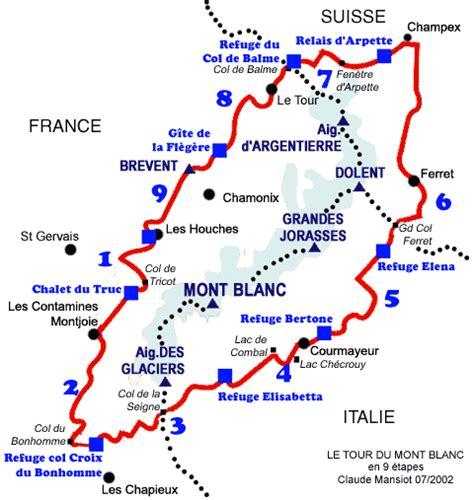 tour du mont blanc itineraire rotas do vento fran 231 a it 225 lia su 237 231 a circuito do monte branco integral