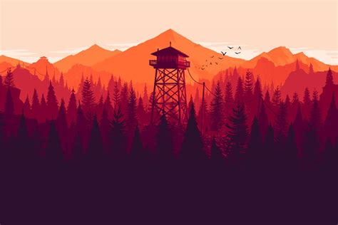 Firewatch Developer Suspend Disbelief By 'going On A Date