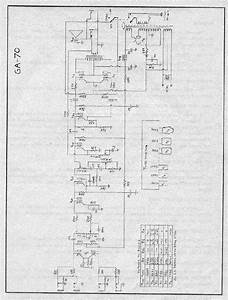 Gibson Ga 70 Amplifier Schematic Service Manual Download