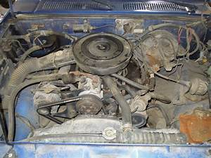 1990 Dodge Dakota V6 3 9 Leader Engine Pictures To Pin On