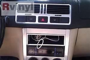 Dash Kit Decal Auto Interior Trim For Volkswagen Jetta    Gti    Golf 1999