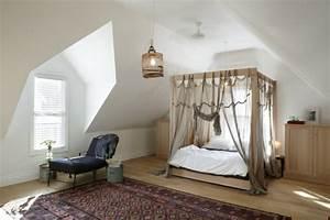 Bett Für Dachschräge : dachschr ge schlafzimmer ideen ~ Michelbontemps.com Haus und Dekorationen