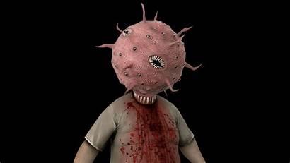 Scary Horror Monster Zombie Coronavirus Dead Walking