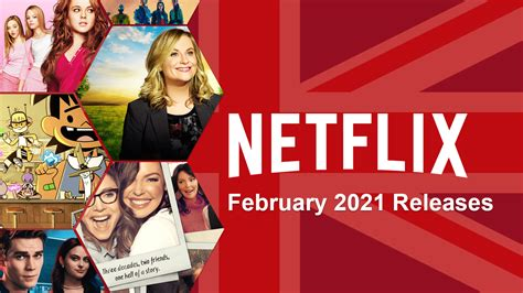 First Look at What's Coming to Netflix UK in February 2021 ...