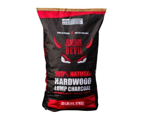 jealous devil hardwood lump charcoal barbecuebiblecom