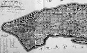 Plan De Manhattan : la gran ret cula el plan director de manhattan 1811 2011 ~ Melissatoandfro.com Idées de Décoration