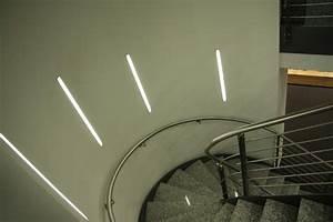 Treppenhaus Beleuchtung Wand : treppenhausbeleuchtung f r die stadtinformation in hildesheim ~ Eleganceandgraceweddings.com Haus und Dekorationen