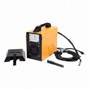 Mig 130 Electric Welder Welding Machine Weld Kit 110v With
