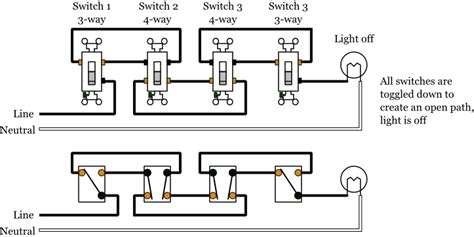 HD wallpapers wiring diagram of a 4 way switch