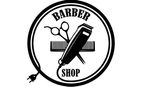 barber clipart haircut machine frames illustrations hd images