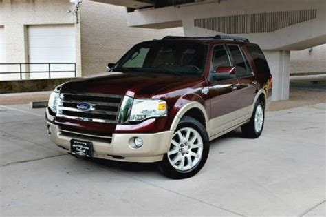 sell   ford expedition king ranch navigation