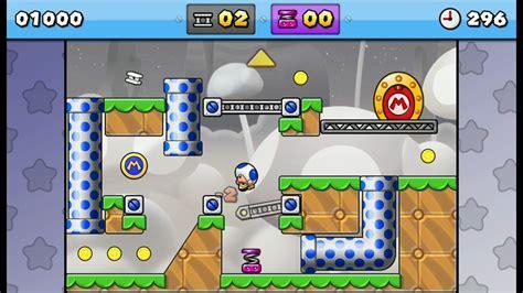 Review Mario Vs Donkey Kong Tipping Stars A Star