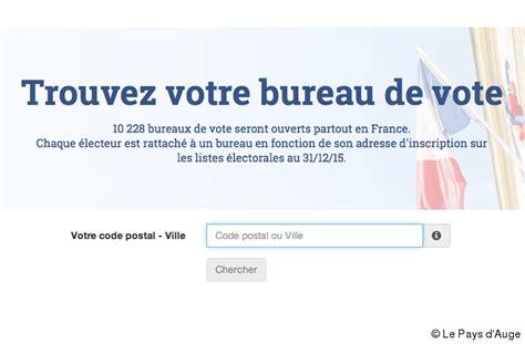 assesseur titulaire bureau de vote bureau de vote 12 28 images pr 233 sident de bureau de
