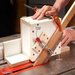 dirt simple woodworking jigs   family handyman
