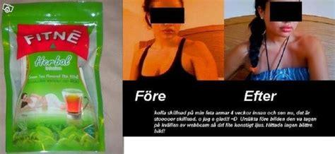 Fitne te gå ner i vikt