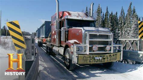 Ice Road Truckers Bonus  Remembering Darrell Ward