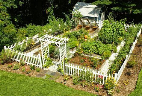grow  vegetable garden  garbage humans