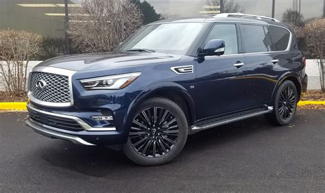 Test Drive: 2019 Infiniti QX80 Limited | The Daily Drive ...