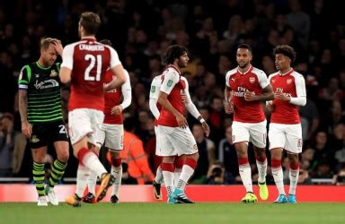 Carabao Cup fourth round draw in full : The standard Sports
