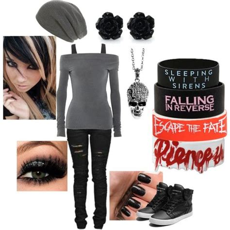 U0026quot;Emo/Sceneu0026quot; by xxyounghopexx on Polyvore | Scene Fashion/Hair | Pinterest | Emo scene Emo and Scene