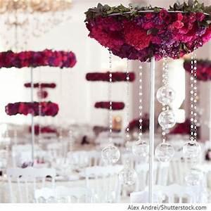 Deko Für Hochzeitstisch : dekorative blumen aufsteller auf hochzeitstischen deko diy pinterest russische hochzeit ~ Markanthonyermac.com Haus und Dekorationen