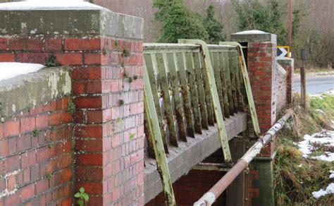 storesbrook bridge north herefordshire hazardous