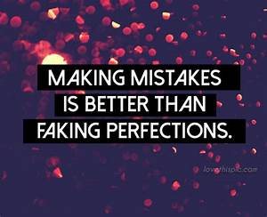 Making Mistakes Pictures, Photos, and Images for Facebook ...