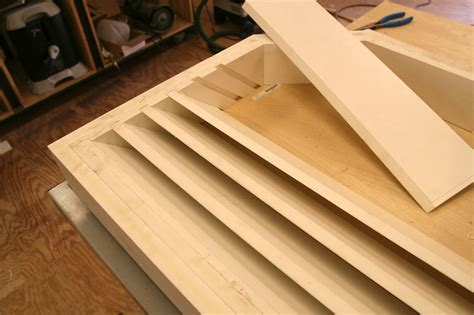build wood louvered vent  woodworking