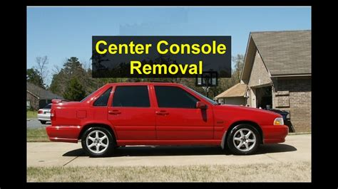 center console removal  shifter light bulb replacement