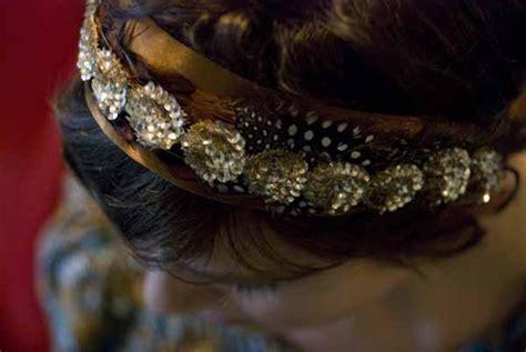 diy wedding headbands diy bridesmaids headband once wed