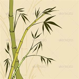 Bamboo Painting | GraphicRiver
